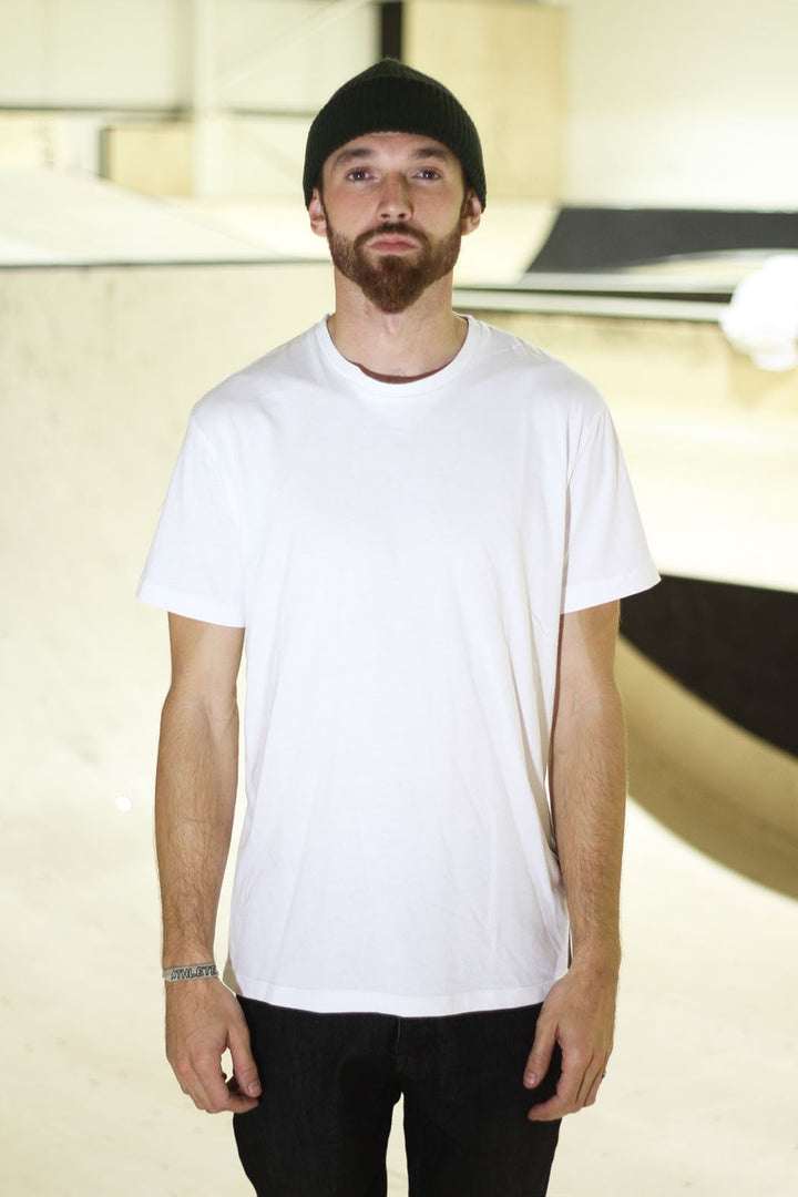 White Fair Trade Cotton T-Shirt