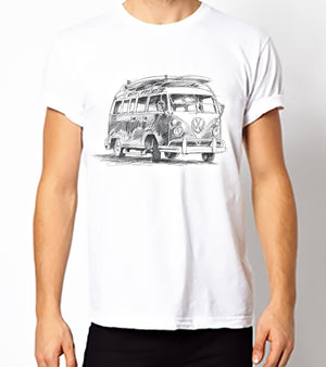 VW Campervan T-Shirt