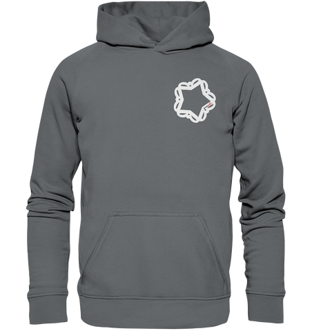 festiwillstar on chest - Basic Unisex Hoodie