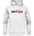 just ROCK it - Organic Hoodie