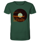 oldschool Music - Organic Shirt