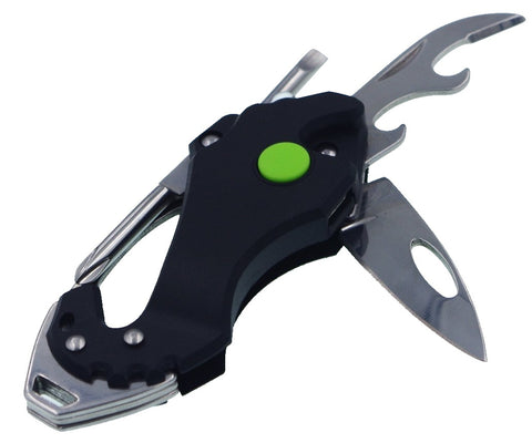 Multi-Tool mit LED-Beleuchtung 7 Funktionen - festiwill