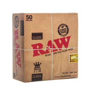 Classic Rolling Papers - 3 Pack / King Size - Rolling Papers
