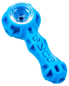 blue soft pipe