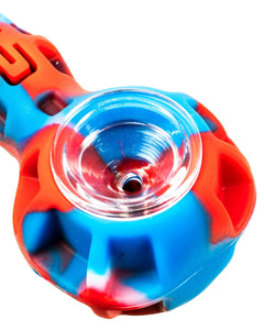 fitted glass bowl silicone