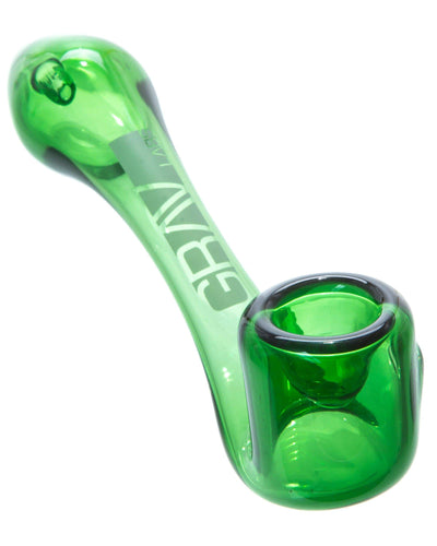 Grav Sherlock Pipe in Green