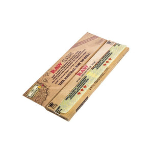 king size raw rolling papers