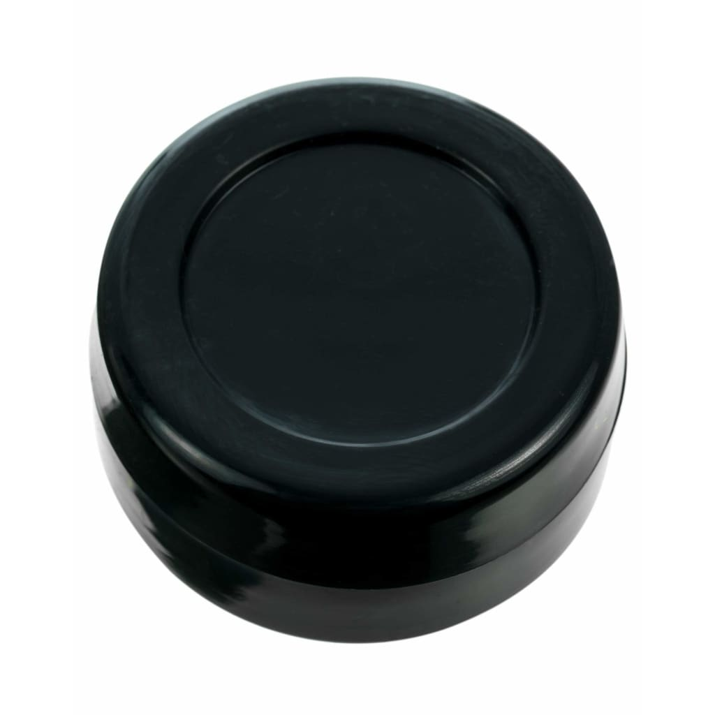 Black Silicone Jar