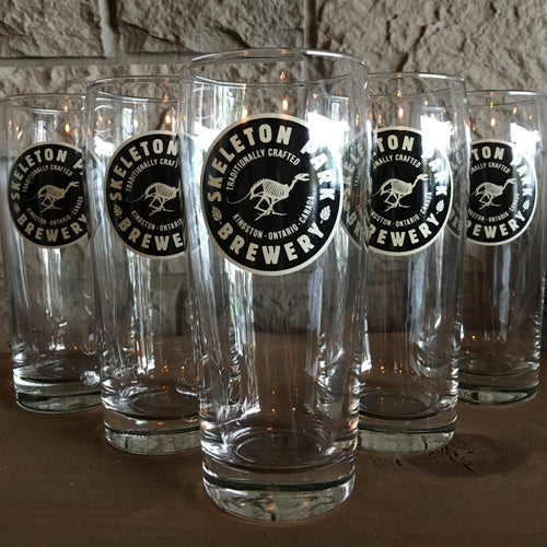 SPB Logo Pint Glass