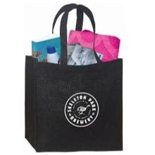 Load image into Gallery viewer, SPB Burlap Tote