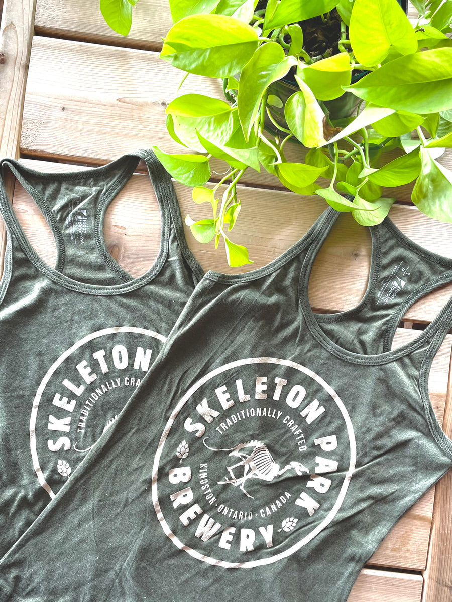 SPB Ladies Tri-Blend Racerback Tank Top