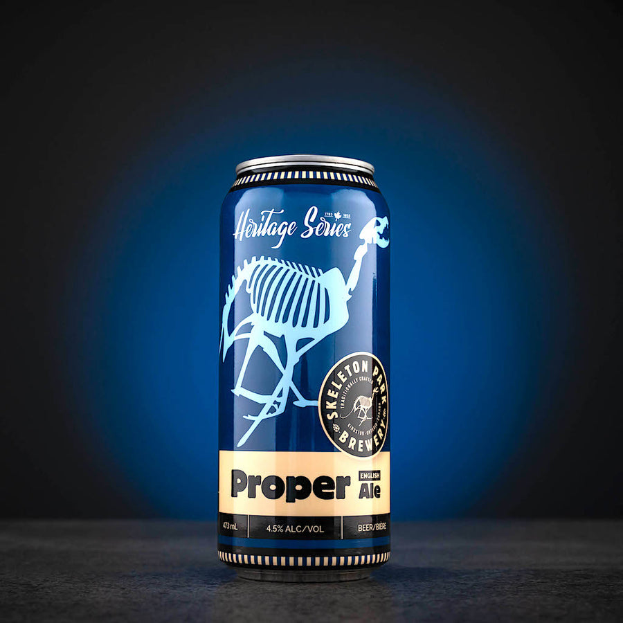 Proper English Ale (Best Bitter)