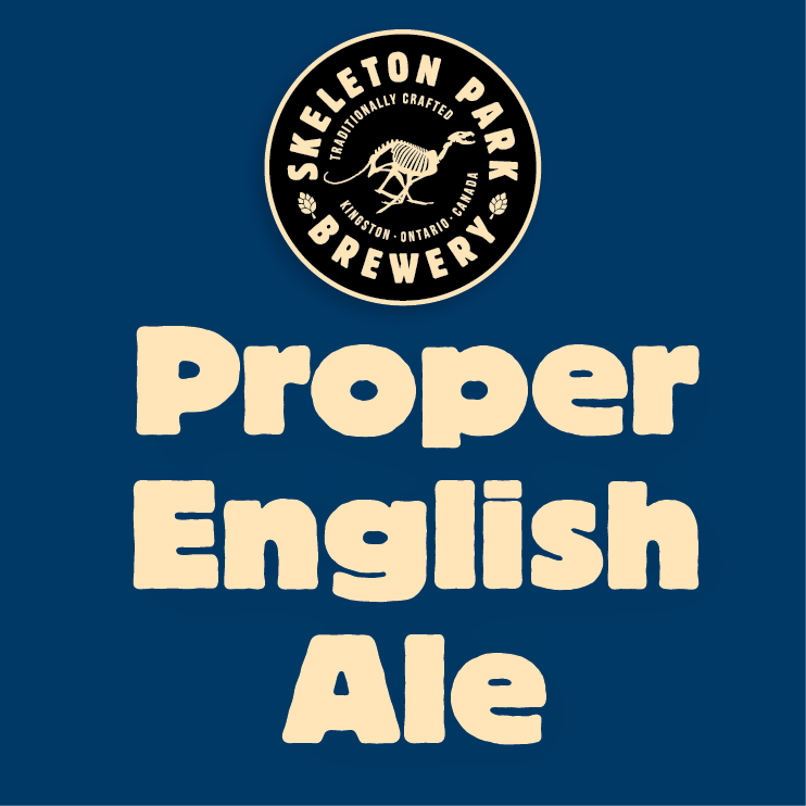 Proper English Ale (AKA Best Bitter)