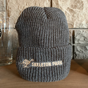 Toque (Grey Knitted)