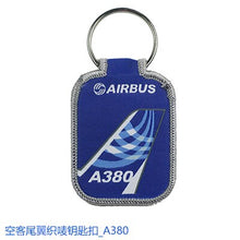 Load image into Gallery viewer, Airbus Key Chains
