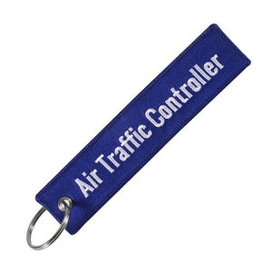 Air Traffic Controller Key Ring