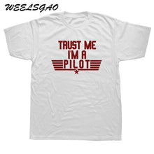 Load image into Gallery viewer, KEEP CALM I'M A PILOT tshirt