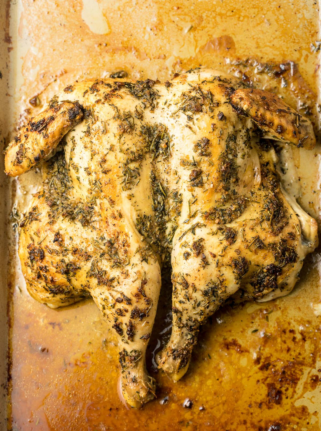Chicken (butterfly marinated)