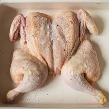 Chicken (Butterfly not marinated)