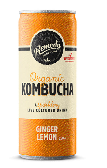 Kombucha (remedy 4 pack)
