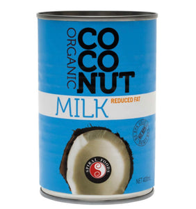Coconut milk (reduced fat)