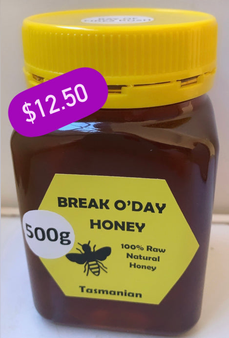 HONEY - (Break O' Day) BUSH 500g