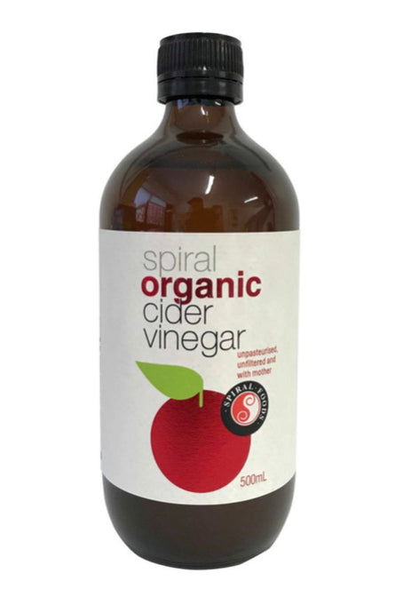 Apple Cider Vinegar (with MOTHER)