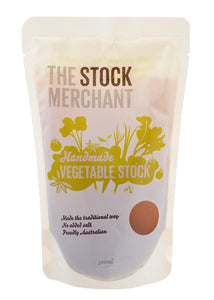 Vegetable stock THE STOCK MERCHANT 500ml