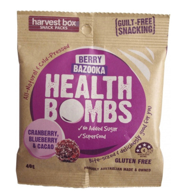 HARVEST BOX - Health bombs