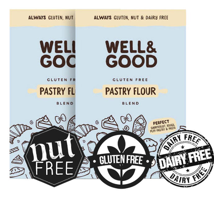 Well & Good Gluten Free Pastry Flour Blend 400g