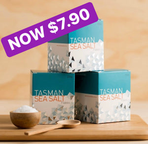 Sea Salt (Tasman Flakes 250g)