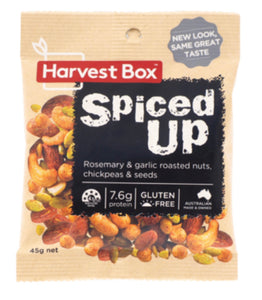 HARVEST BOX - SPICED UP