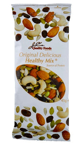 J.C.'s Quality foods Original Delicious Healthy Mix 45g