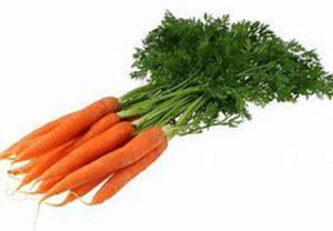 Carrots (bunched)
