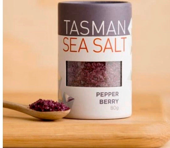 Salt (TASMAN SEA SALT PEPPER BERRY)