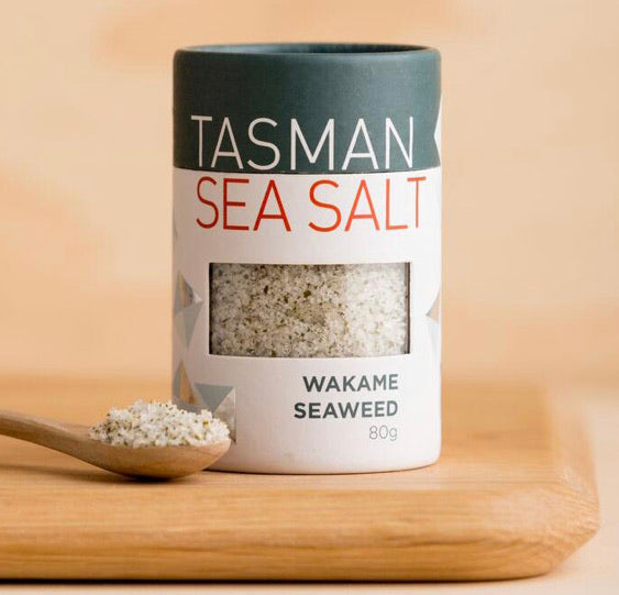 Salt (TASMAN SEA SALT WITH WAKAME SEAWEED)