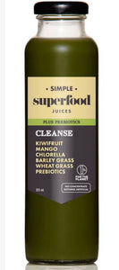 Simple Superfood+Prebiotic Juice – Cleanse