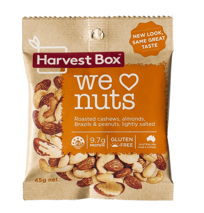 HARVEST BOX - We love nuts