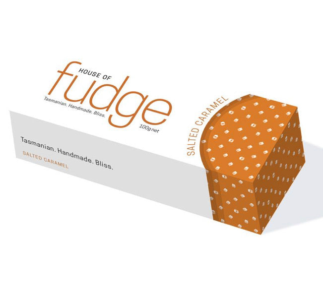 Fudge - Salted Caramel