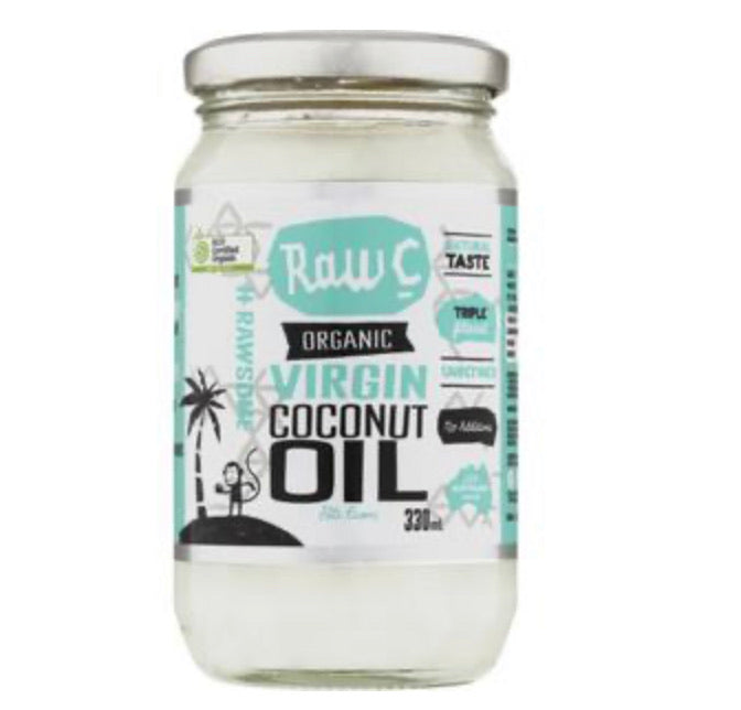 Coconut Oil (organic RAW C)
