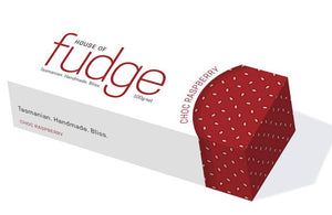 Fudge - Choc Raspberry