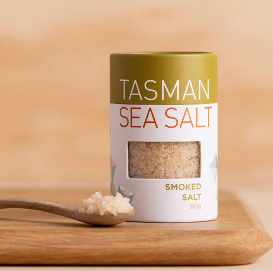 Salt (TASMAN SEA SALT SMOKED)