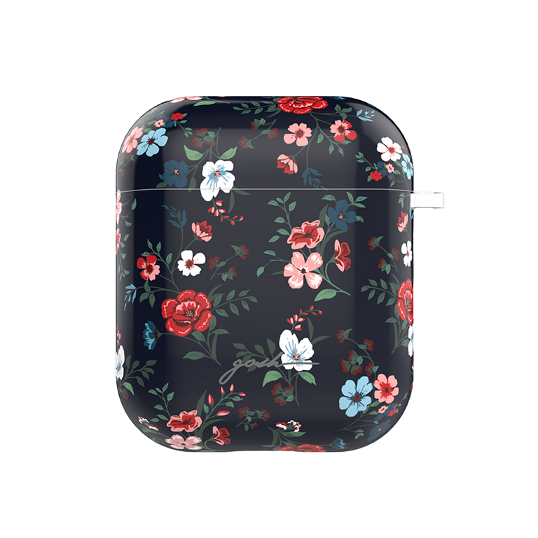 gosh Airpods case Anti-Shock Drop Protection Cottage Bloom