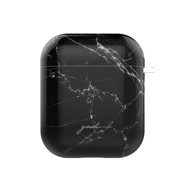 gosh Airpods case Anti-Shock Drop Protection Dark Knight