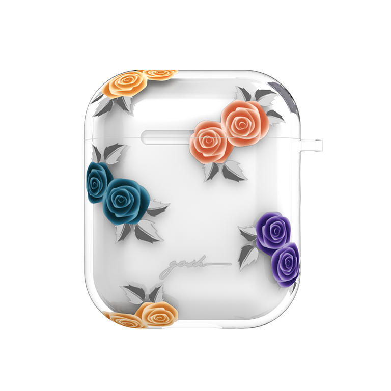 gosh Airpods case Anti-Shock Drop Protection Tracy Lacy