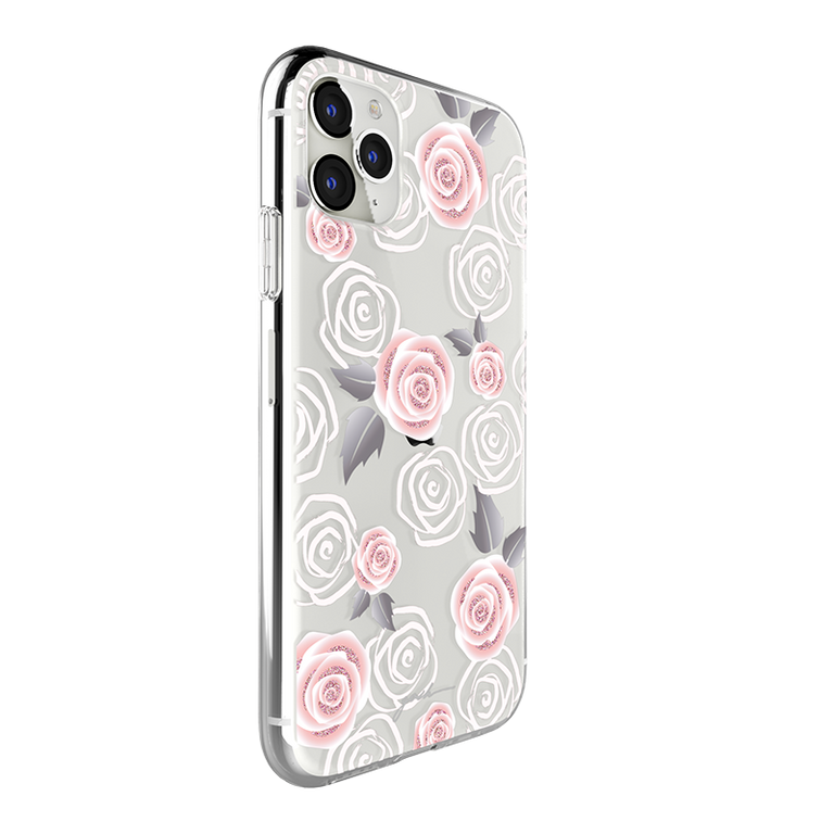 gosh iPhone 11 Case Ultra Hybrid Anti-Shock Drop Protection ROSY LOVES
