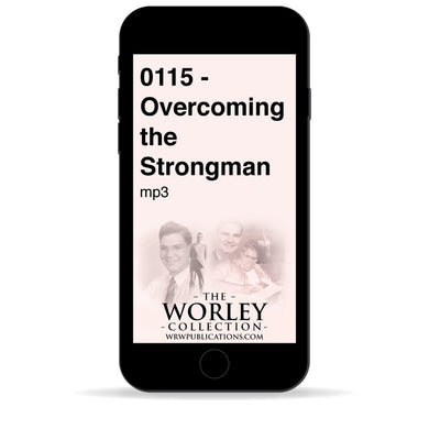 0115 - Overcoming the Strongman
