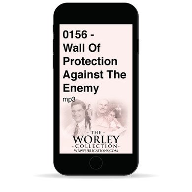 0156 - Wall Of Protection Against The Enemy