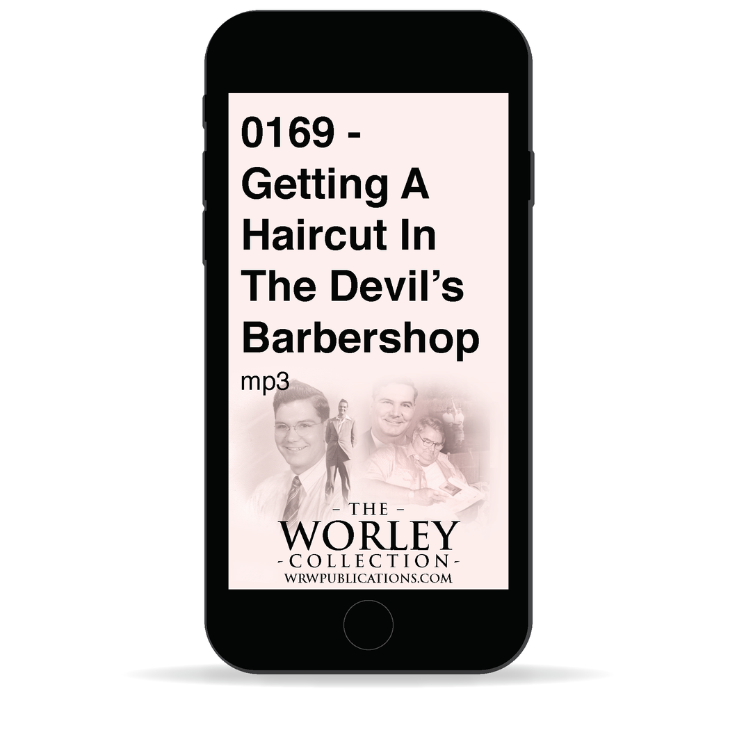 0169 - Getting A Haircut In The Devil's Barbershop