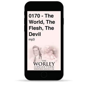 0170 - The World, The Flesh, The Devil
